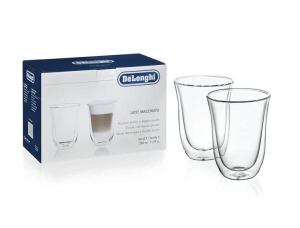 Посуда DeLonghi набор чашек Latte