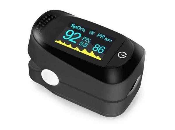 Пульсоксиметр Pulse Oximeter Health Consult A2