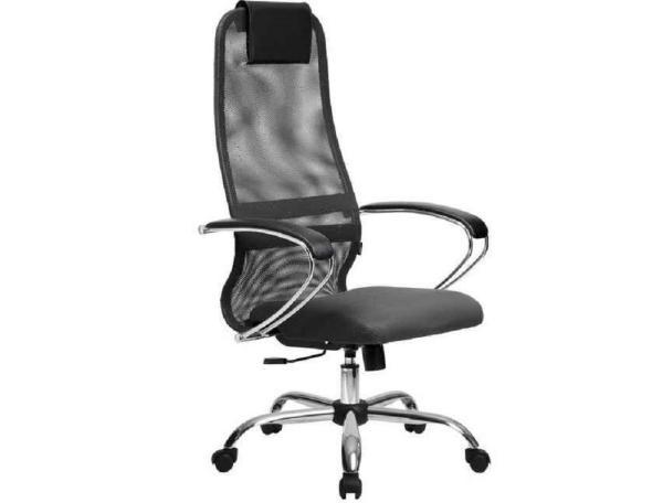 Кресло Метта SU-BK-8 Ch