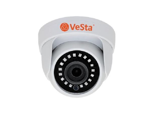 Видеокамера купольная AHD VeSta VC-2201 IR/2.8