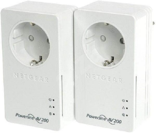 Адаптер Powerline Netgear XAVB1601 PLC