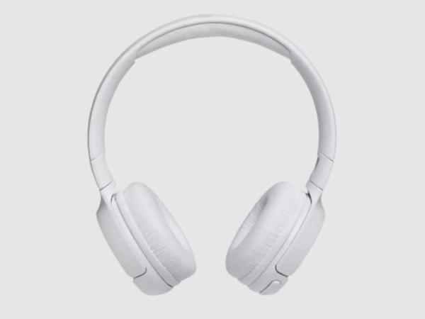 Наушники с микрофоном беспроводные BT дуговые закрытые JBL TUNE 500BT